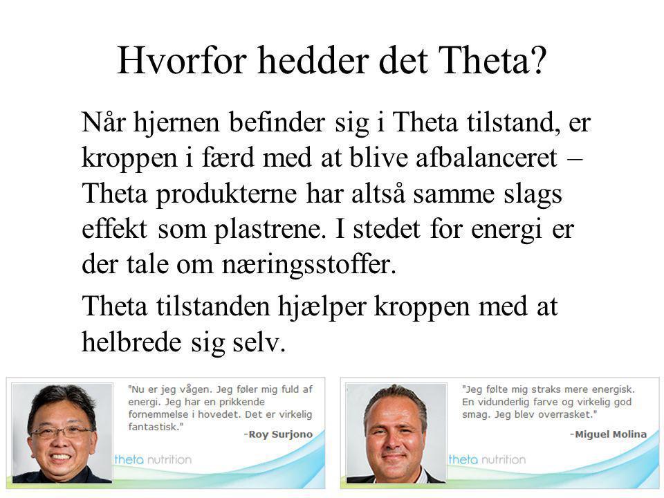 Hvorfor hedder det Theta