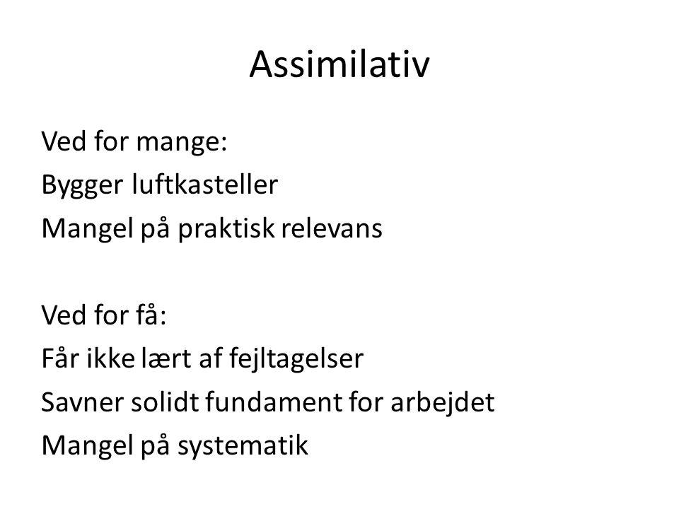 Assimilativ