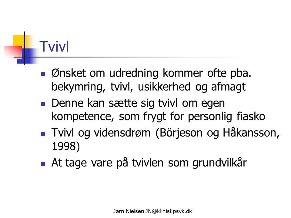 Jørn Nielsen JN@kliniskpsyk.dk