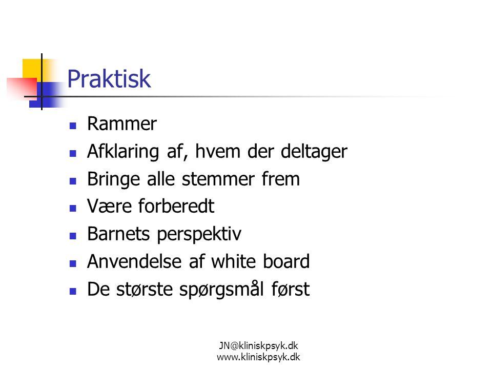 JN@kliniskpsyk.dk www.kliniskpsyk.dk