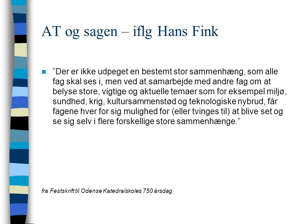 AT og sagen – iflg Hans Fink