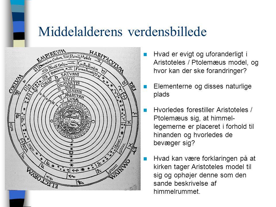 Middelalderens verdensbillede