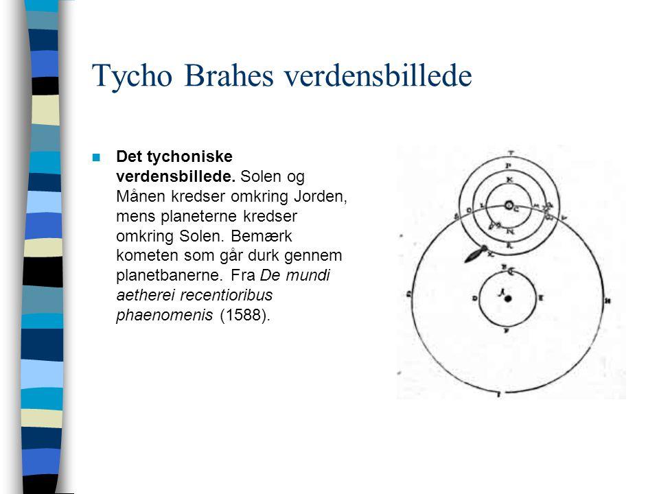 Tycho Brahes verdensbillede