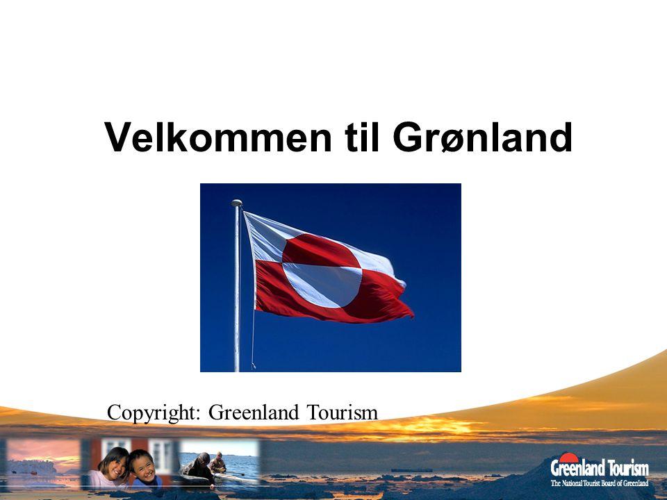 Velkommen til Grønland