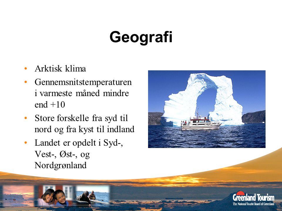 Geografi Arktisk klima