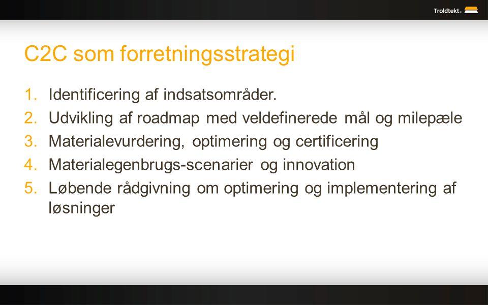 C2C som forretningsstrategi