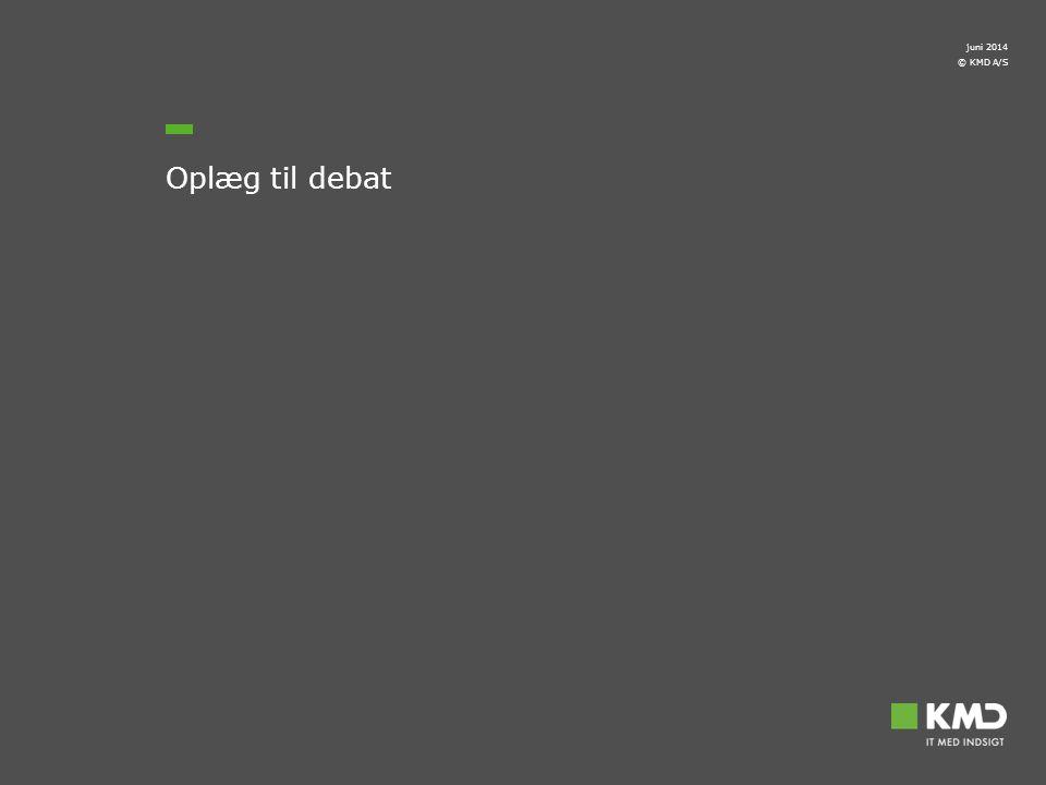 april 2017 Oplæg til debat