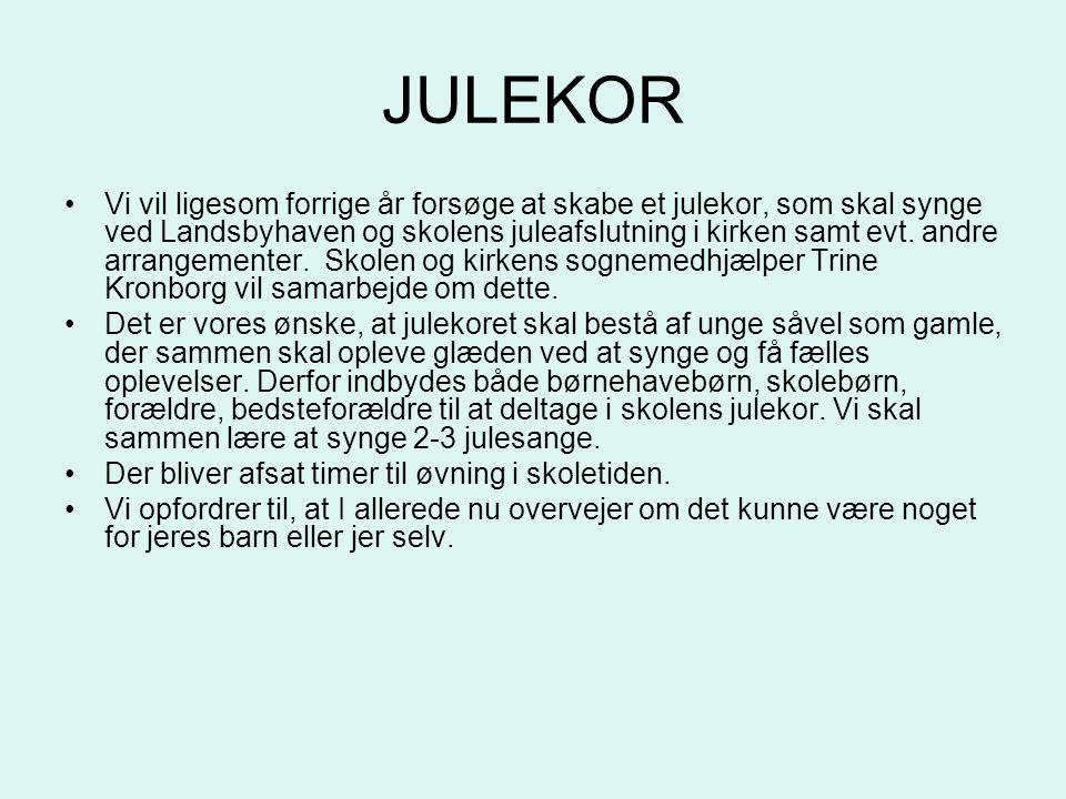 JULEKOR