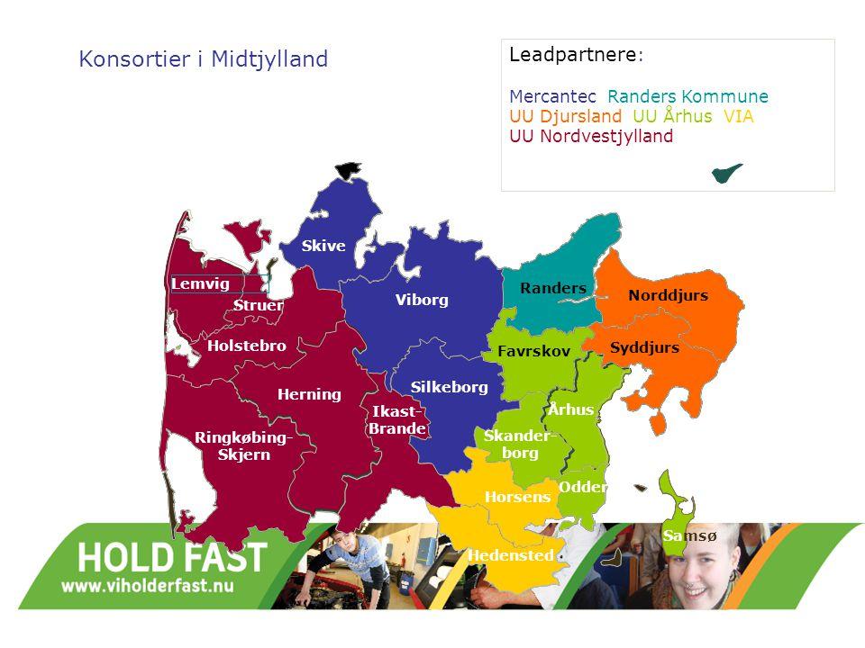 Konsortier i Midtjylland