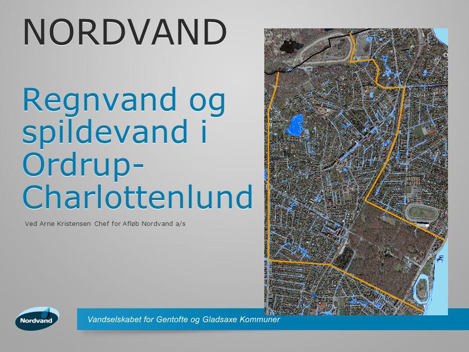 NORDVAND Regnvand og spildevand i Ordrup-Charlottenlund