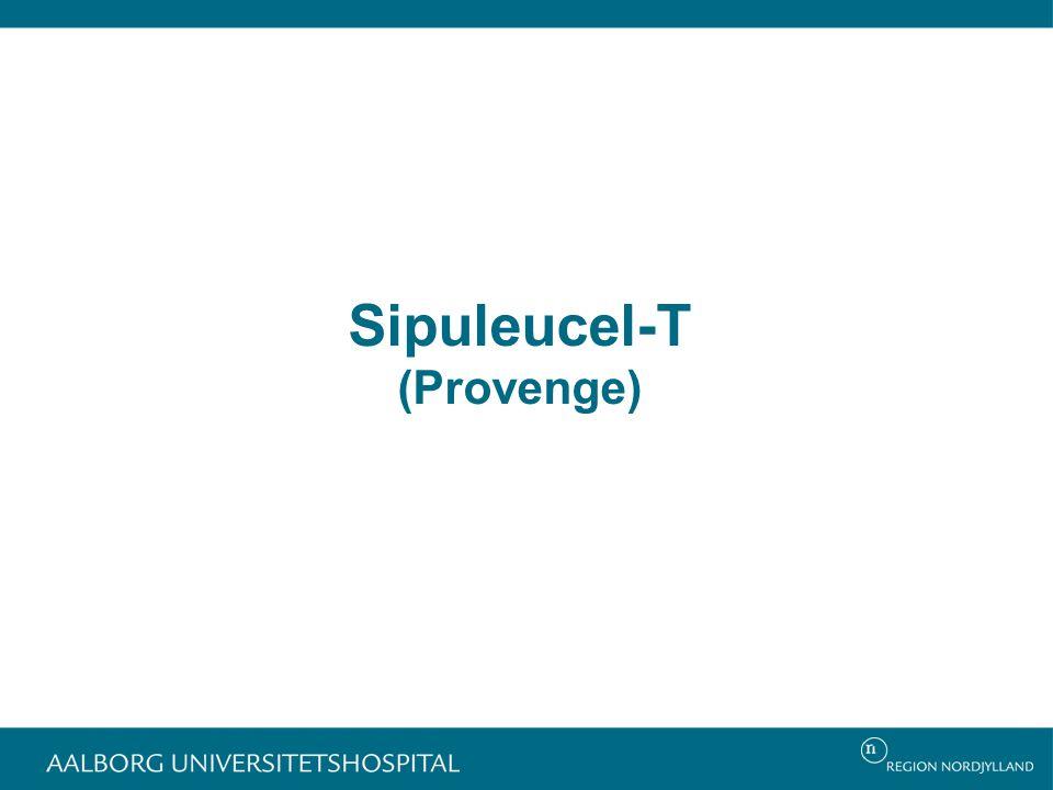 Sipuleucel-T (Provenge)