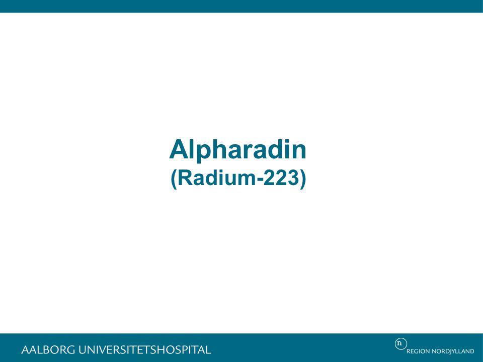 Alpharadin (Radium-223)