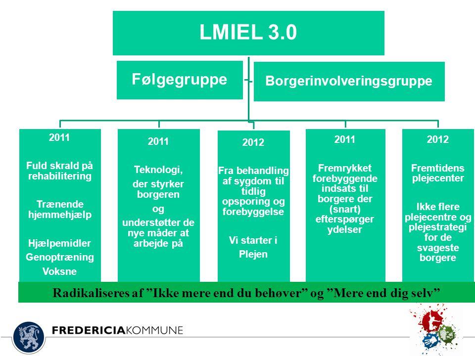 LMIEL 3.0 Følgegruppe Borgerinvolveringsgruppe