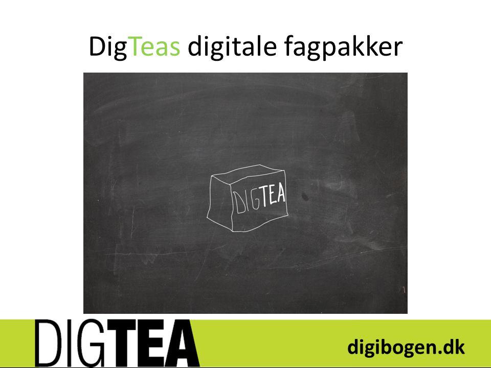 DigTeas digitale fagpakker