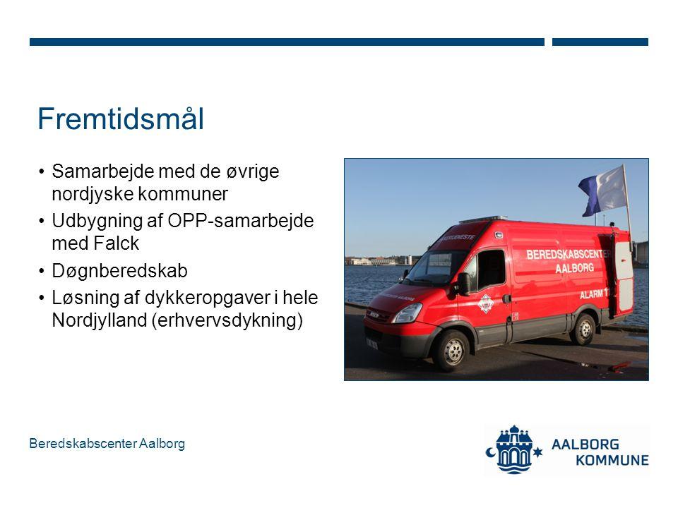 Fremtidsmål Samarbejde med de øvrige nordjyske kommuner