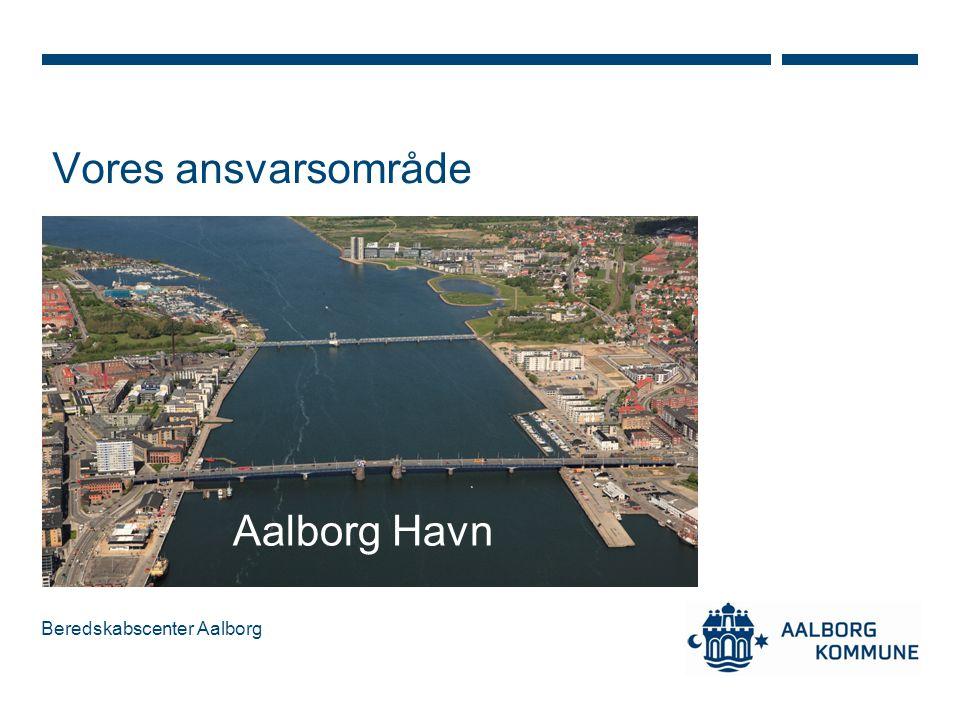 Vores ansvarsområde Aalborg Havn
