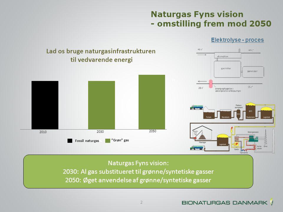 Naturgas Fyns vision - omstilling frem mod 2050