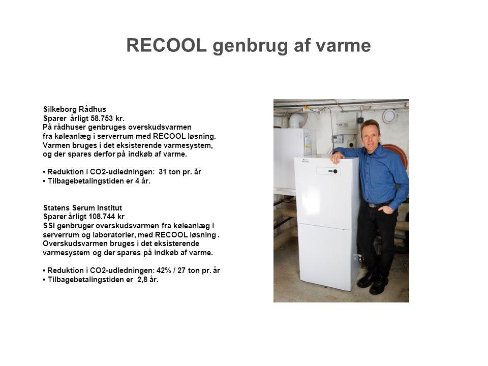 RECOOL genbrug af varme