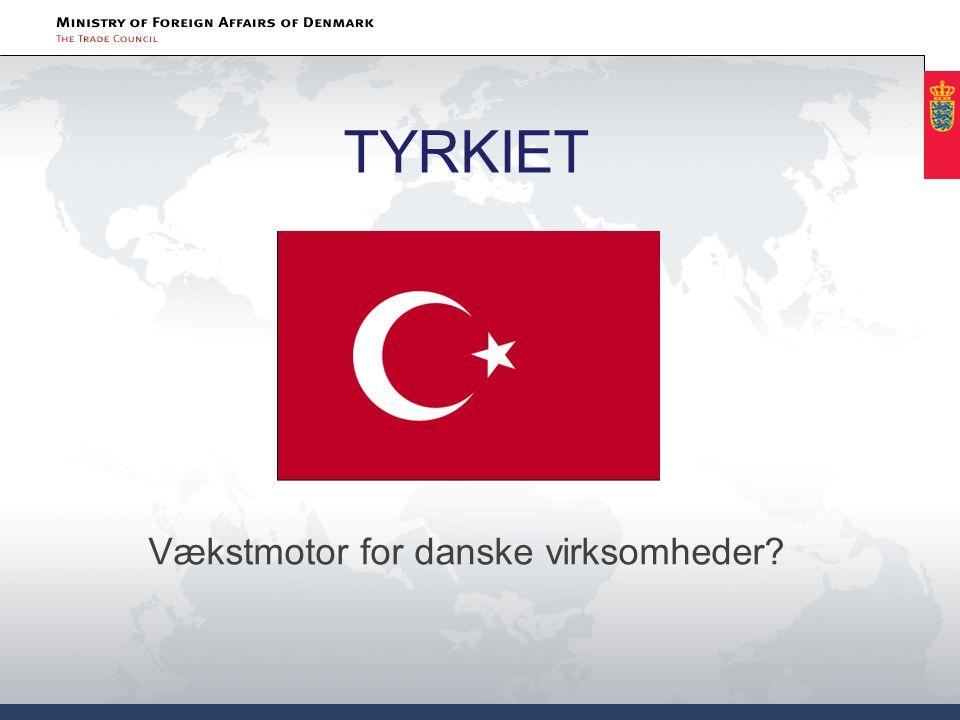 Vækstmotor for danske virksomheder