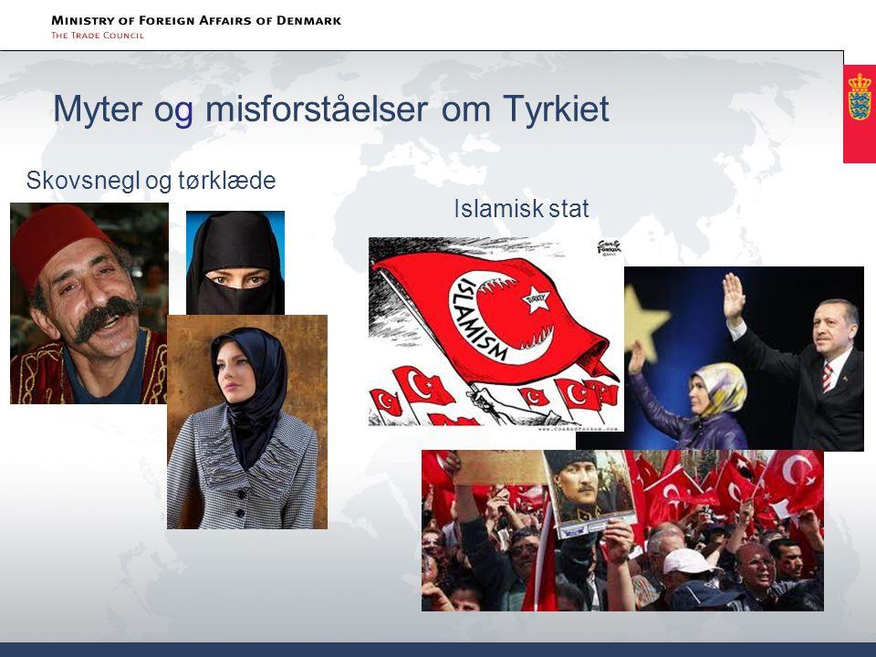 Myter og misforståelser om Tyrkiet