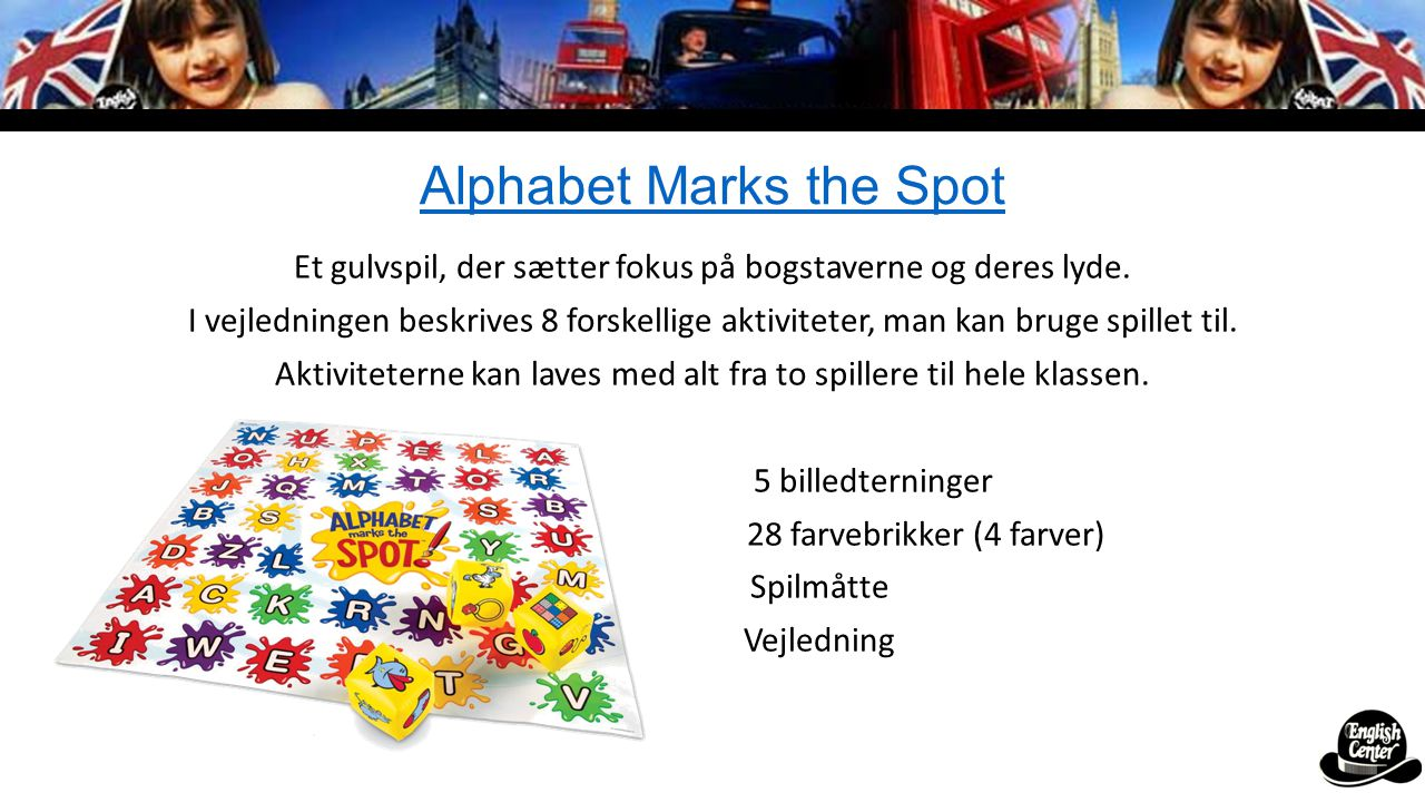 Alphabet Marks the Spot
