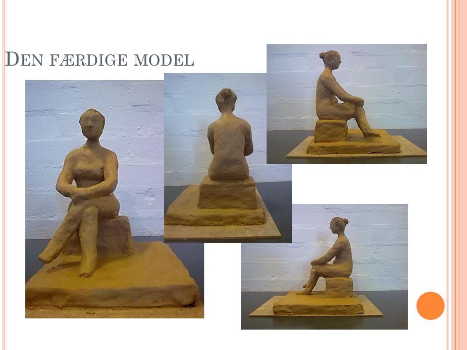 Den færdige model