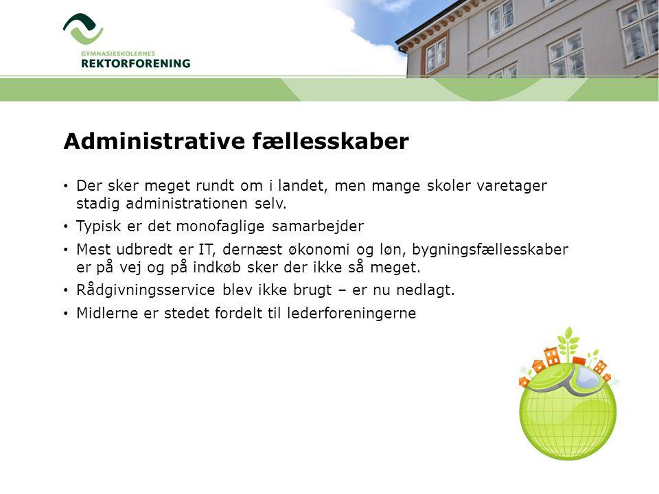 Administrative fællesskaber