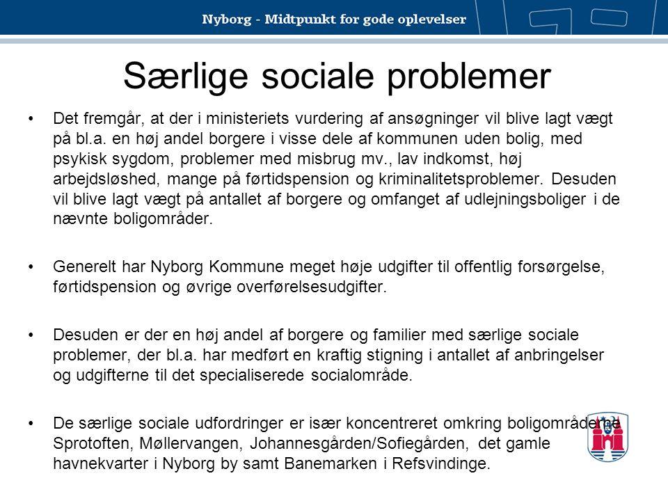 Særlige sociale problemer