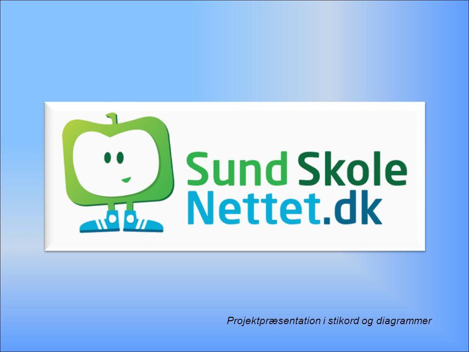 .dk Projektpræsentation i stikord og diagrammer 5