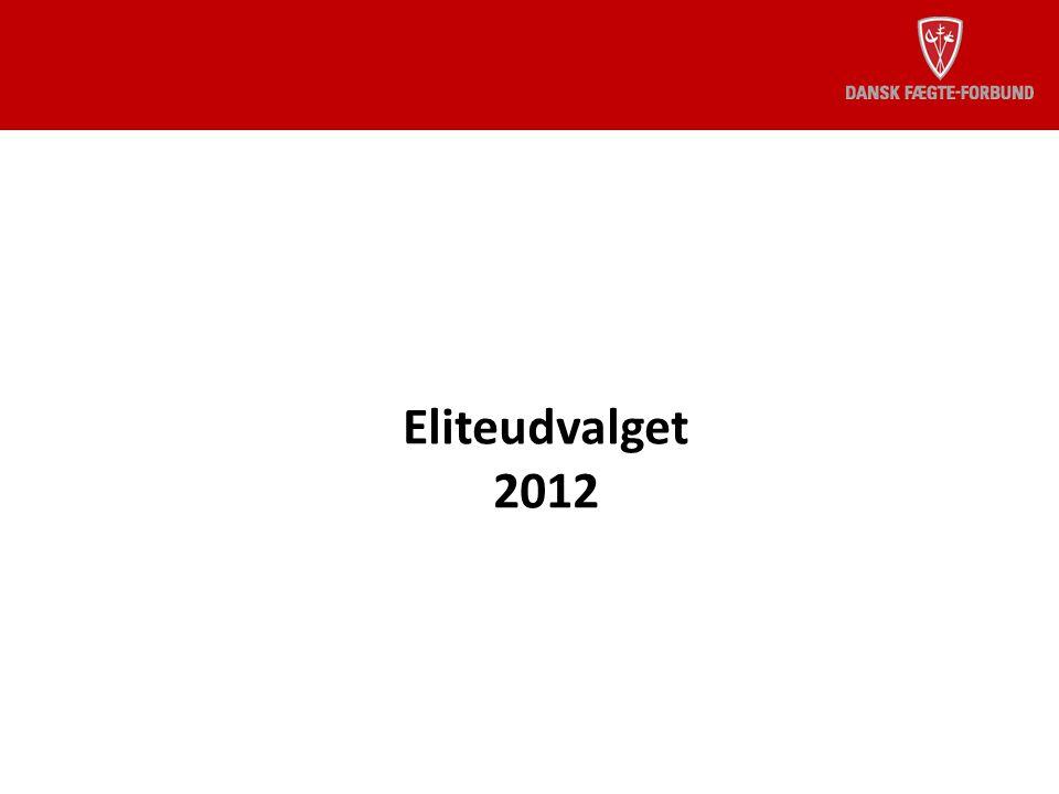 Eliteudvalget 2012