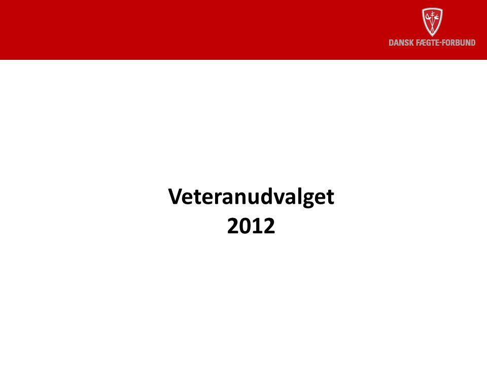 Veteranudvalget 2012