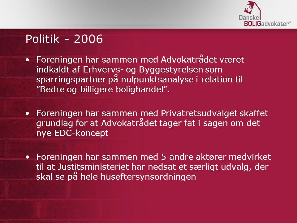 Politik - 2006