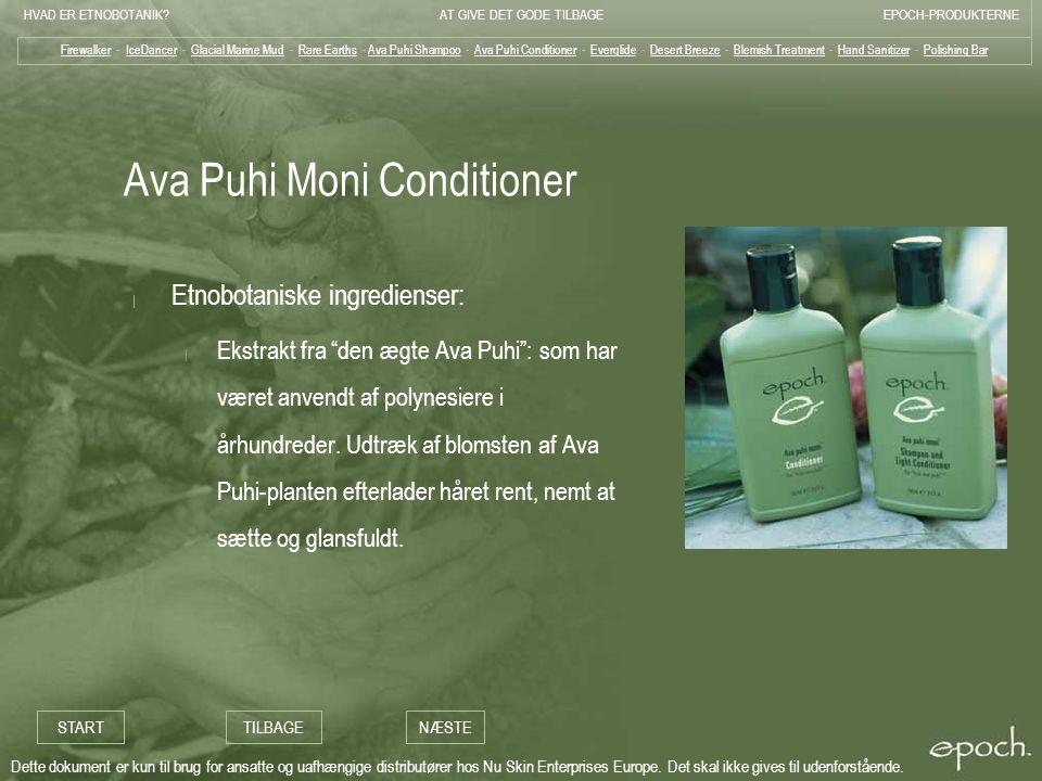 Ava Puhi Moni Conditioner