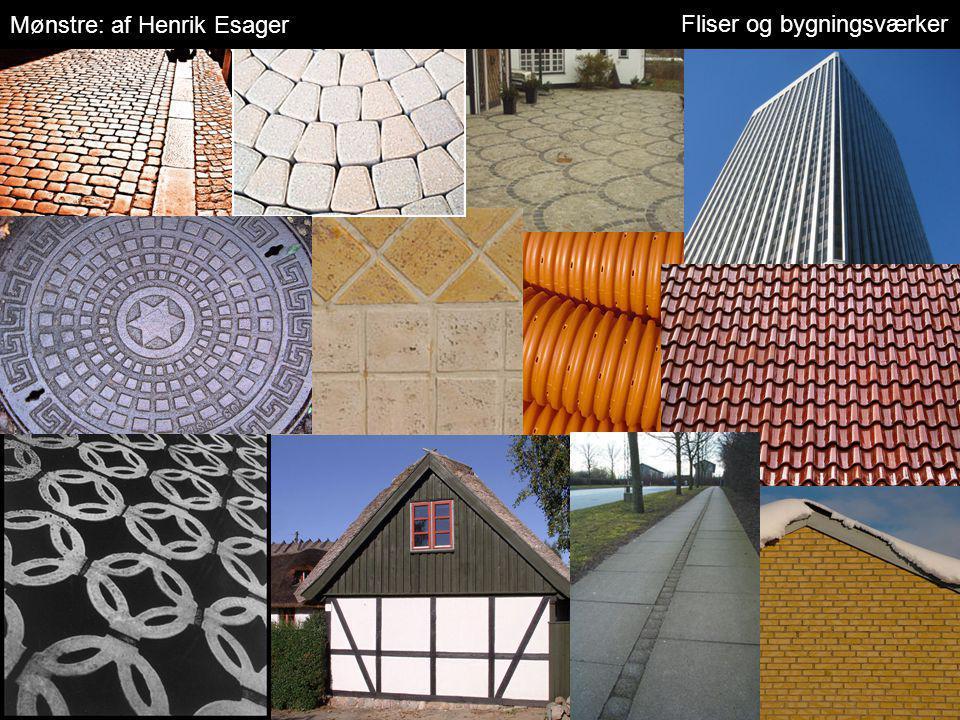 Mønstre: af Henrik Esager