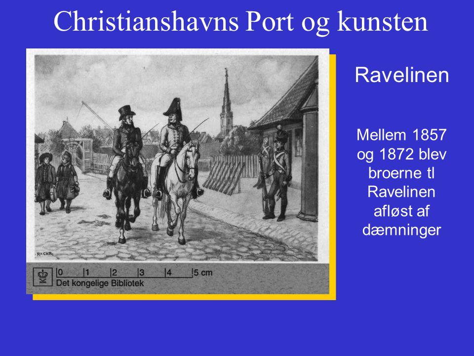 Christianshavns Port og kunsten