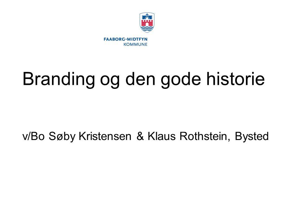 Branding og den gode historie
