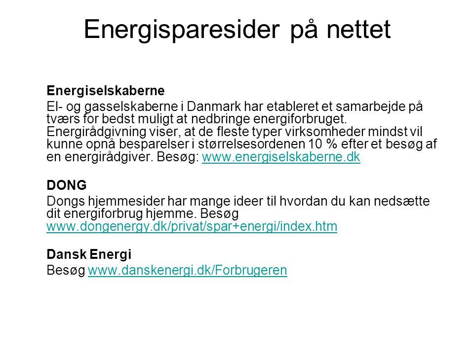 dansk energi rådgivning