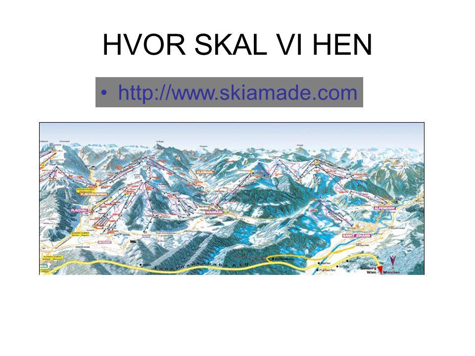 HVOR SKAL VI HEN http://www.skiamade.com