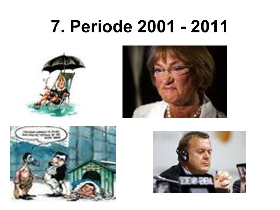 7. Periode 2001 - 2011