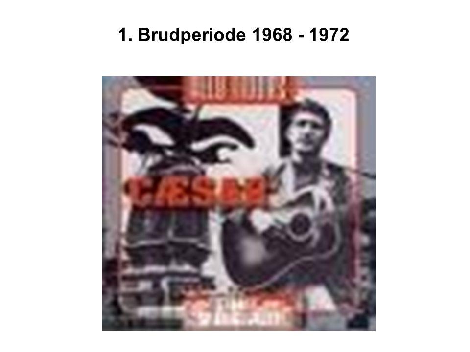 1. Brudperiode 1968 - 1972