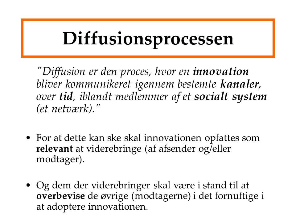 Diffusionsprocessen