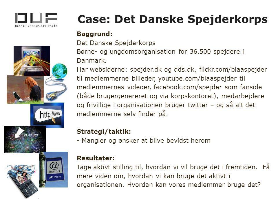 Case: Det Danske Spejderkorps