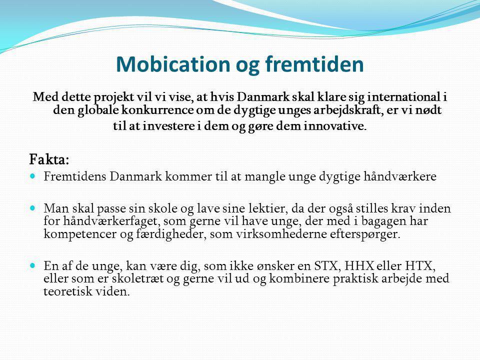 Mobication og fremtiden