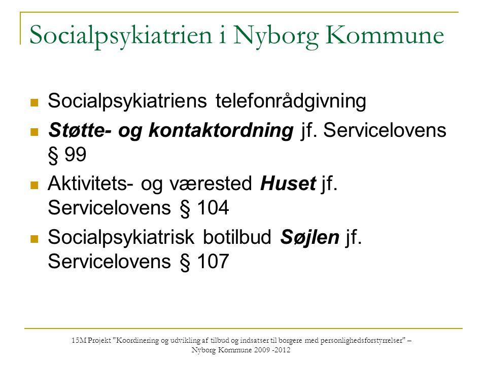Socialpsykiatrien i Nyborg Kommune