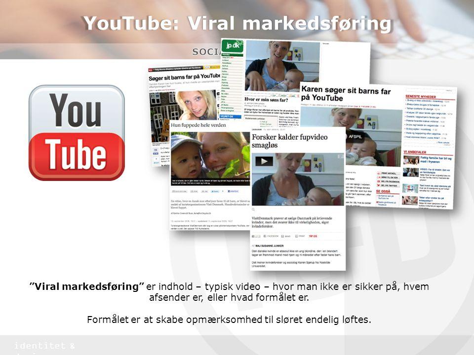 YouTube: Viral markedsføring