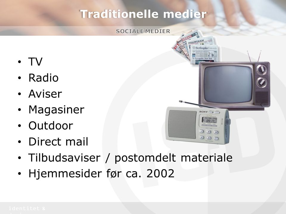 Tilbudsaviser / postomdelt materiale Hjemmesider før ca. 2002