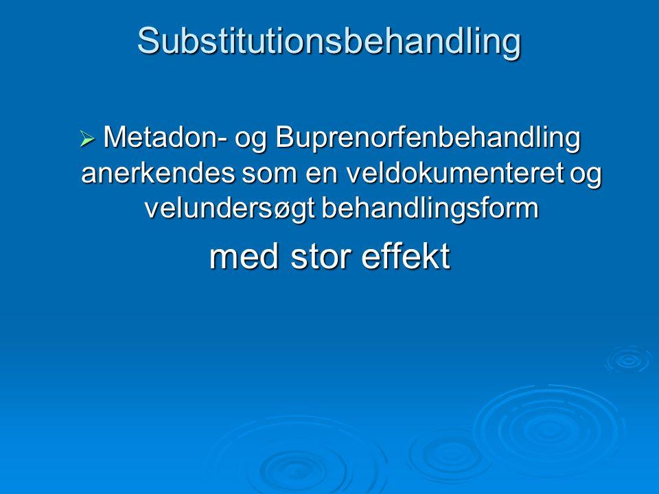 Substitutionsbehandling