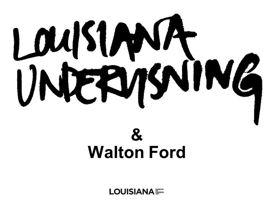 & Walton Ford Forside med stort logo