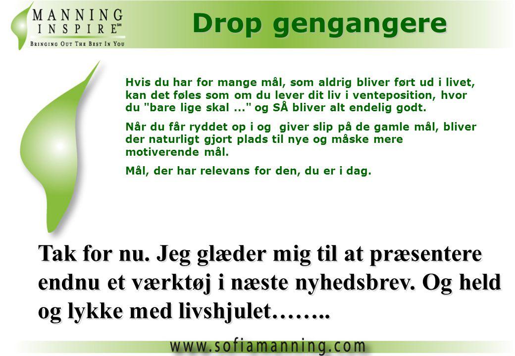 Drop gengangere