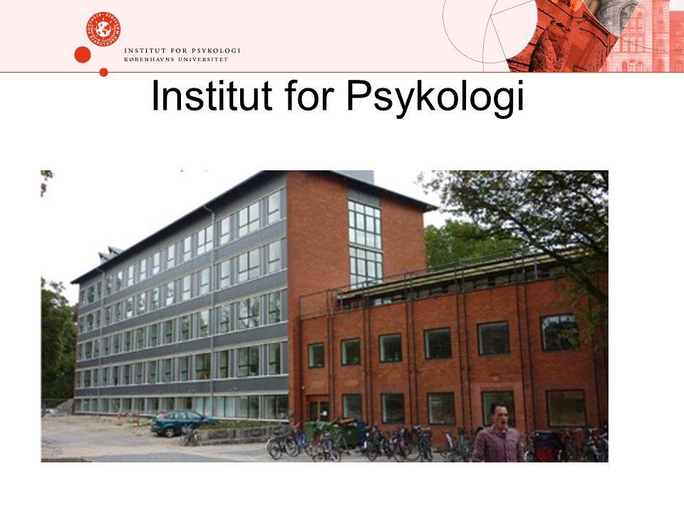 Institut for Psykologi